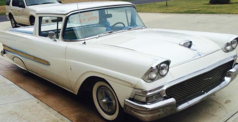Ford 1957 & 1958 custom & mild custom  - Page 5 _5721
