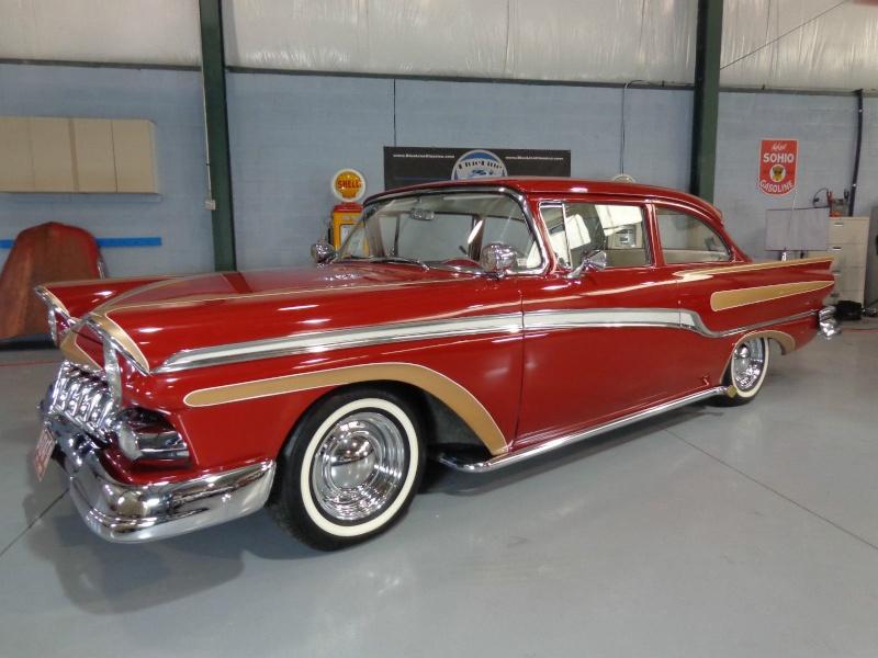 Ford 1957 & 1958 custom & mild custom  - Page 5 _5723