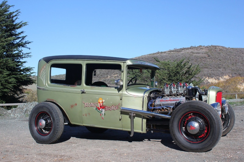 1930 Ford hot rod - Page 5 _5749