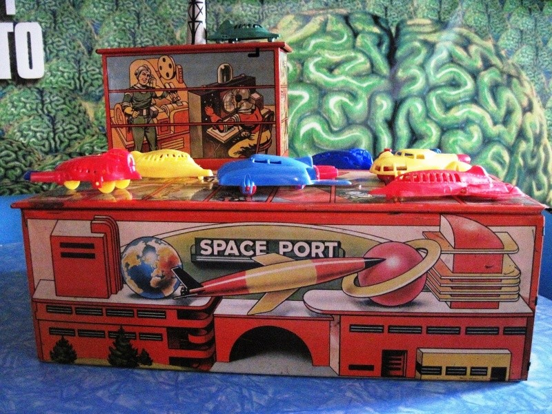 Jouets Spaciaux - Sci-Fi Toys Archer10