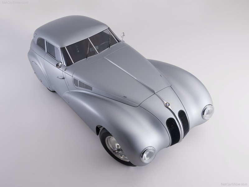 1940 BMW 328 Kamm Coupé Replica. Bmw-3214