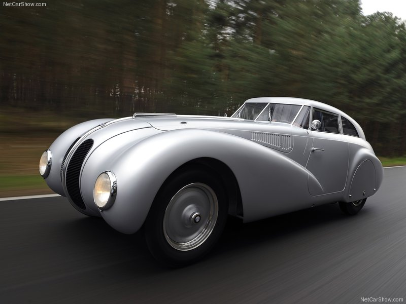 1940 BMW 328 Kamm Coupé Replica. Bmw-3216