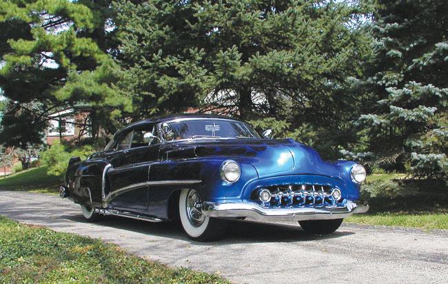 1950 Buick 'Bob Metz' custom Bob-me10