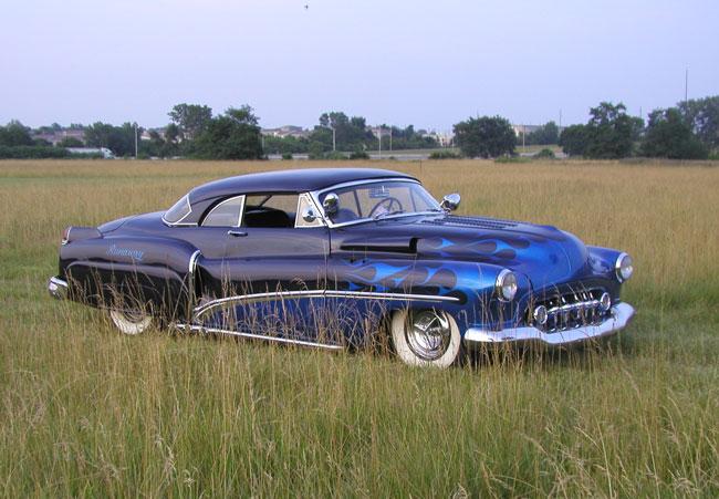 1950 Buick 'Bob Metz' custom Bob-me11