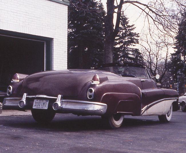 1950 Buick 'Bob Metz' custom Bob-me12