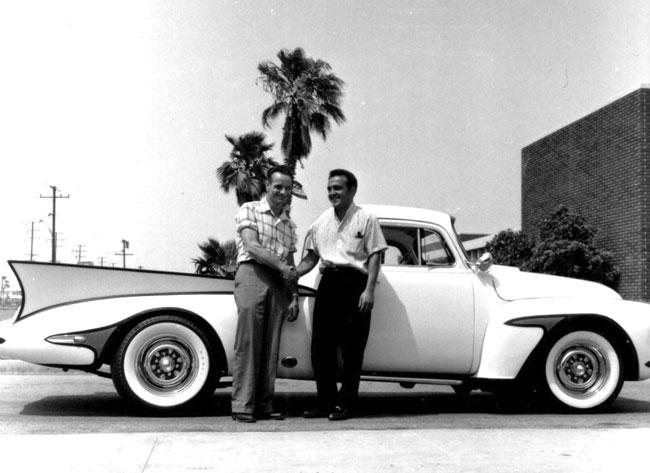 1950 Buick 'Bob Metz' custom Bob-me16