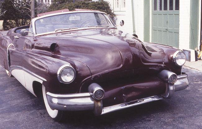1950 Buick 'Bob Metz' custom Bob-me17