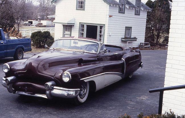 1950 Buick 'Bob Metz' custom Bob-me19