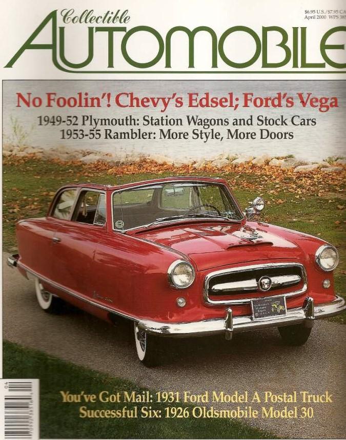 1953 Ford Vega Roadster C201-410
