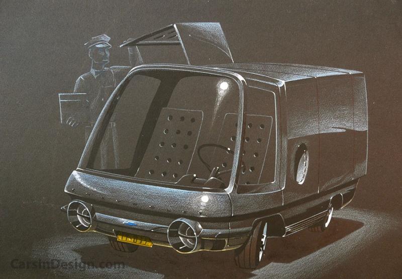 Prototype, maquette et exercice de style - concept car & style - Page 2 Chevro10