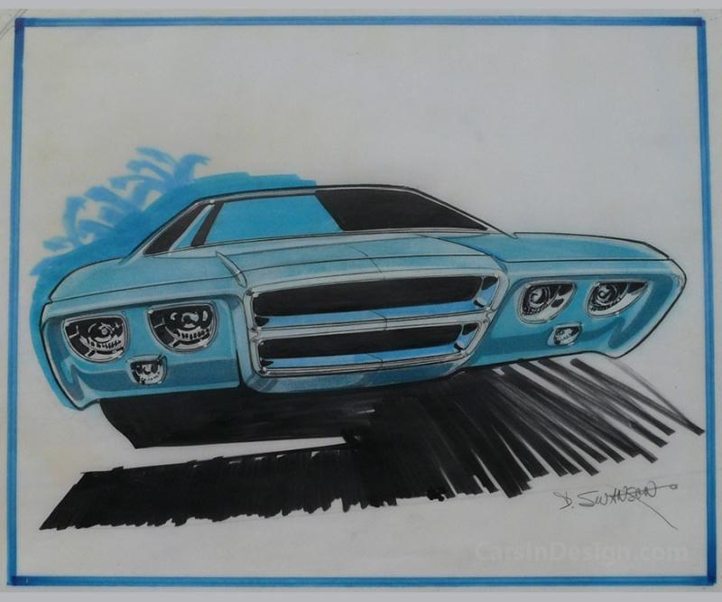 Prototype, maquette et exercice de style - concept car & style - Page 2 Chrysl10