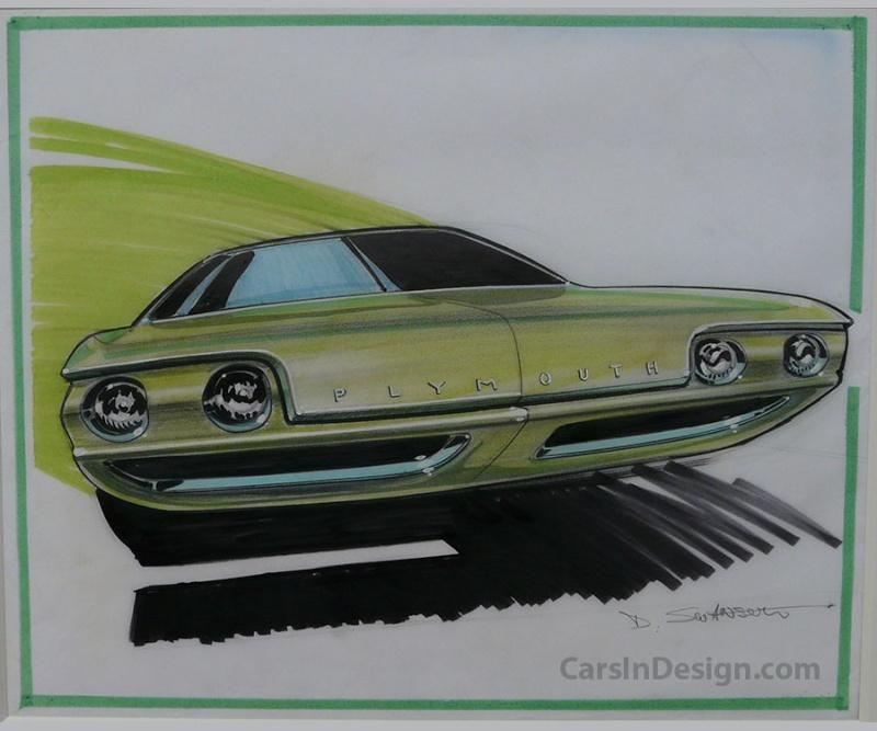 Prototype, maquette et exercice de style - concept car & style - Page 2 Chrysl12