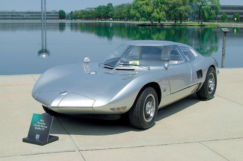1962 Chevrolet Corvair Monza GT Concept Corvai10