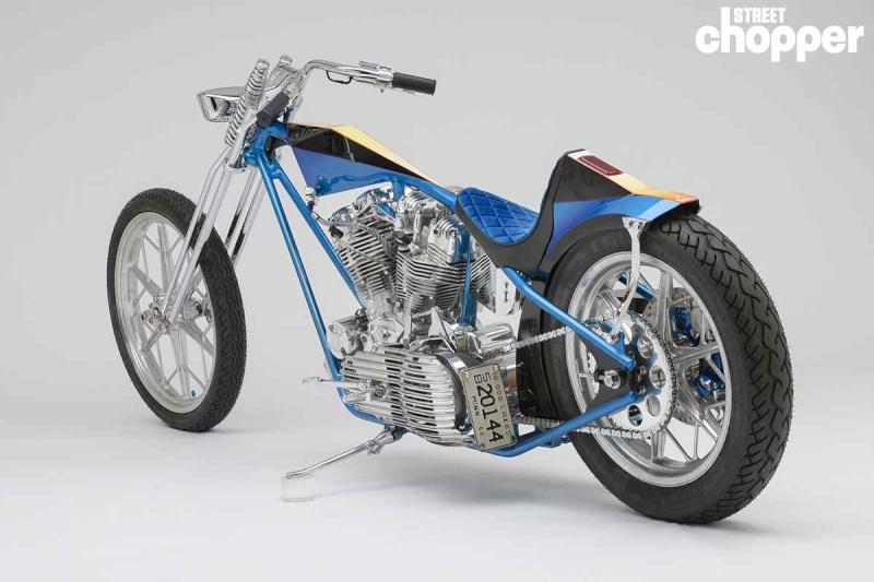 Diggers & Low Riders Choppers Dp410