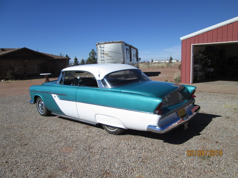 Plymouth & Desoto diplomat 1955 - 1956 custom & mild custom - Page 2 Fdgdfg10