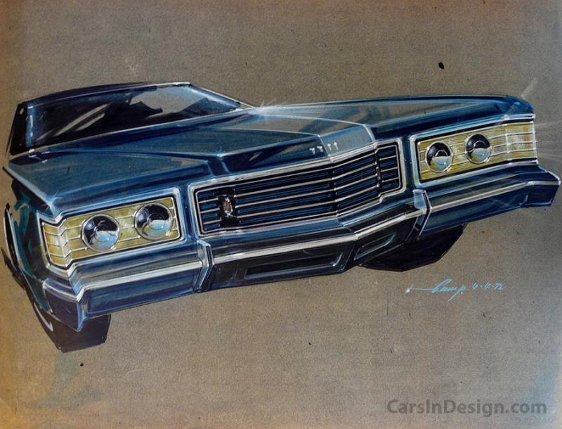 Prototype, maquette et exercice de style - concept car & style - Page 2 Ford-l10