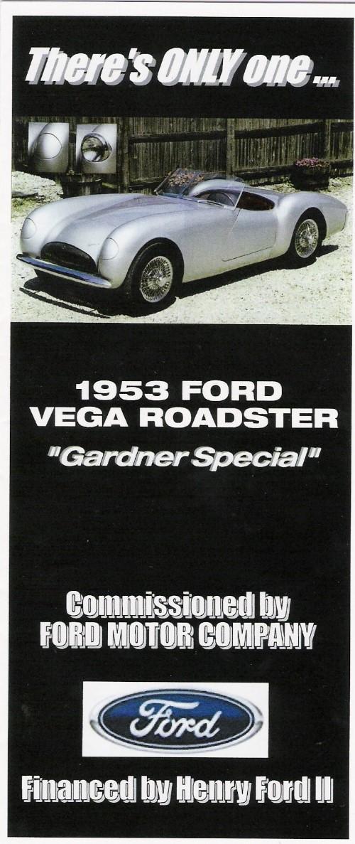1953 Ford Vega Roadster Fordve10