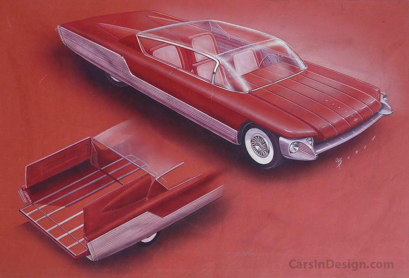 Prototype, maquette et exercice de style - concept car & style - Page 2 Glasst10