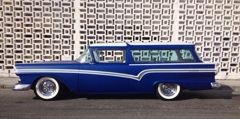 Ford 1957 & 1958 custom & mild custom  - Page 4 Image10