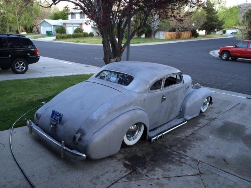 Oldsmobile 1930's - 1940's custom & mild custom Imageu16