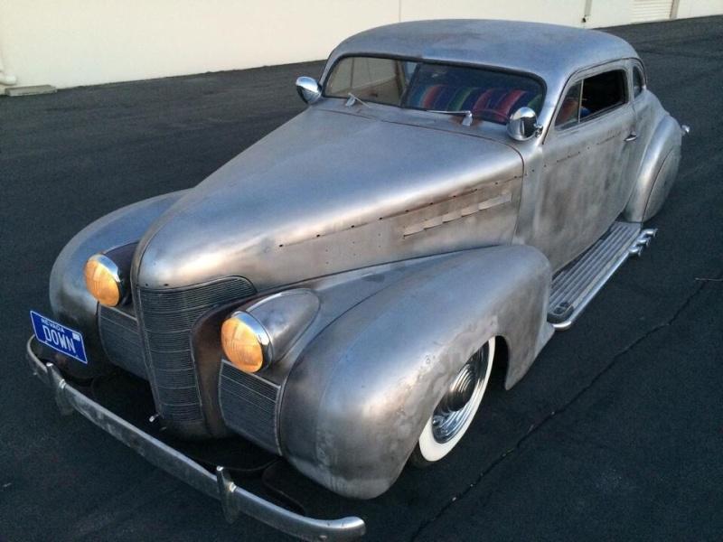 Oldsmobile 1930's - 1940's custom & mild custom Imageu19