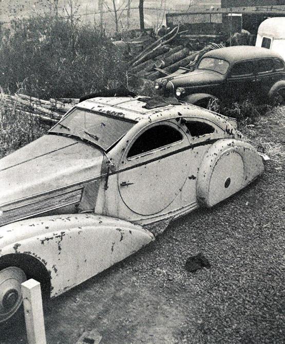 Rolls Royce Phantom I Aerodynamic Coupe by Jonckheere - 1924 Jonckh25
