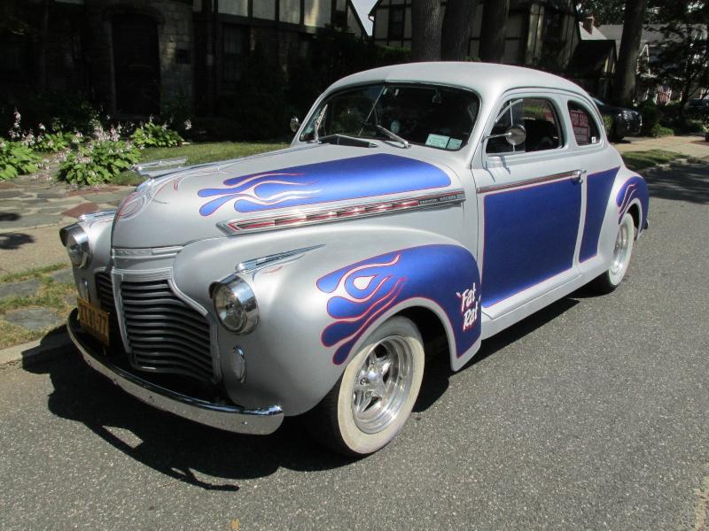 Chevy 1940 - 45 custom & mild custom Kh10