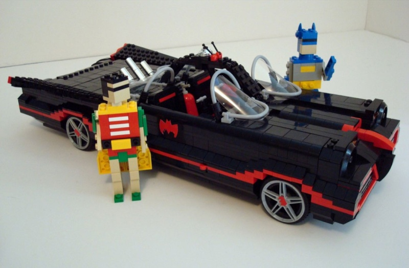 Batmobiles Lego10