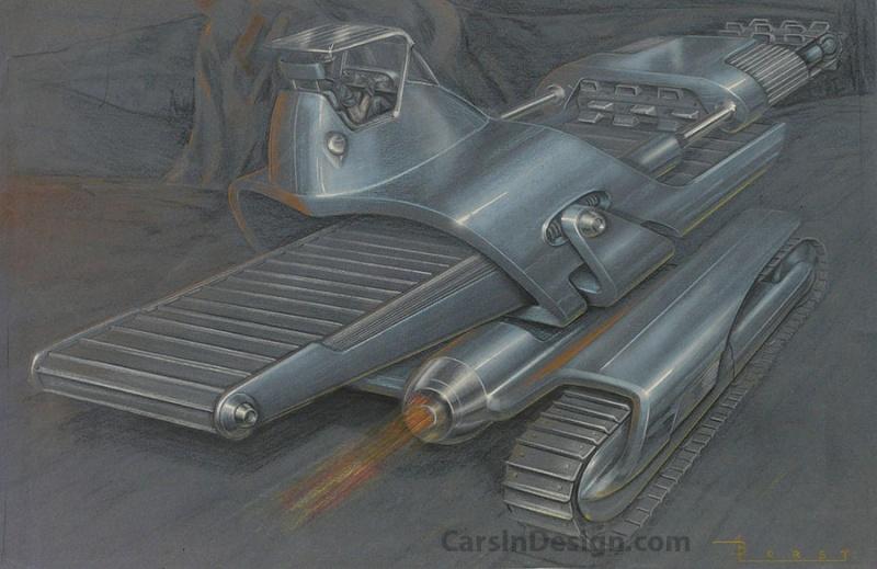 Prototype, maquette et exercice de style - concept car & style - Page 2 Mining10