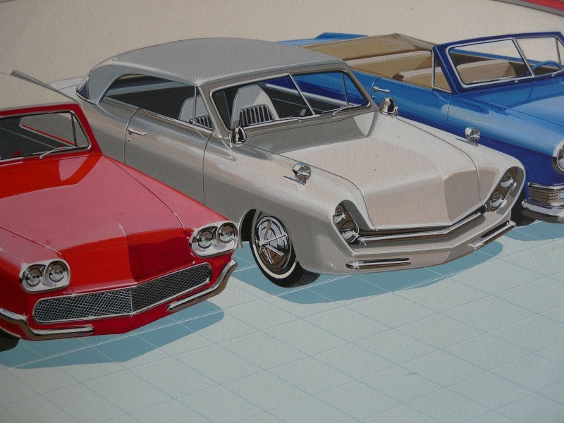 Model kit Box Art - Illlustration des boitre de maquettes  Mlkj10