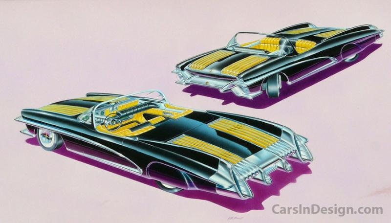 Prototype, maquette et exercice de style - concept car & style - Page 2 P1010410