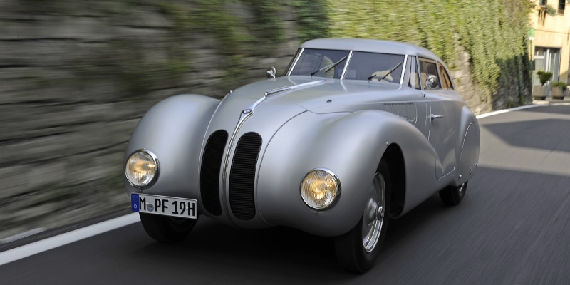 1940 BMW 328 Kamm Coupé Replica. P9006010