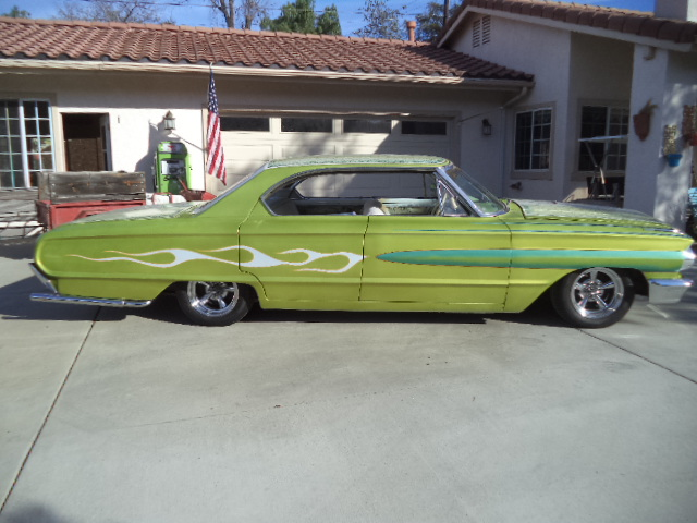 Ford 1961 - 1964 custom and mild custom - Page 3 Passsi10
