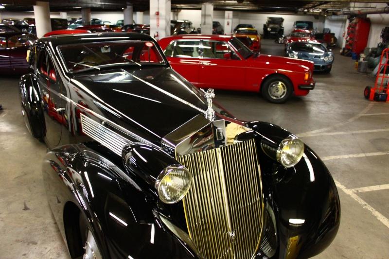 Rolls Royce Phantom I Aerodynamic Coupe by Jonckheere - 1924 Peters10