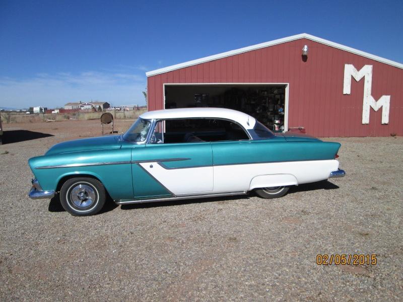 Plymouth & Desoto diplomat 1955 - 1956 custom & mild custom - Page 2 Reter10