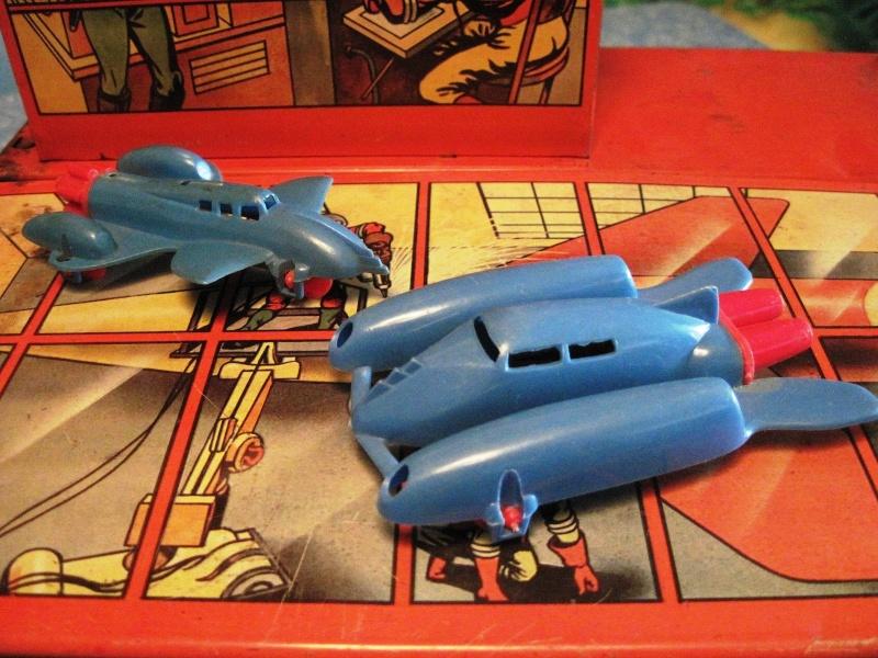Jouets Spaciaux - Sci-Fi Toys Rocket11