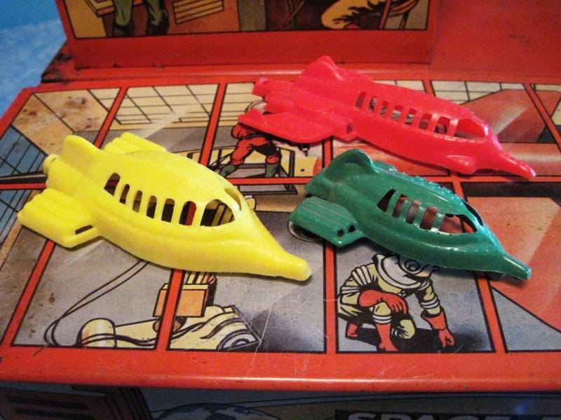 Jouets Spaciaux - Sci-Fi Toys Rocket12