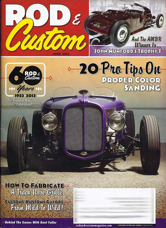 1931 Roadster - Bear Metal Kustoms Rod-cu10