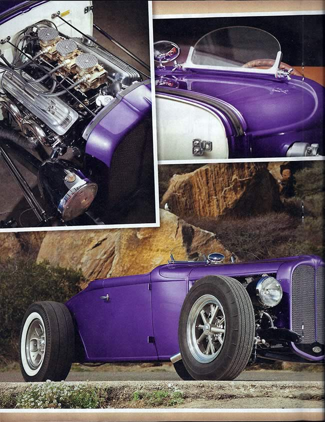 1931 Roadster - Bear Metal Kustoms Rod-cu11