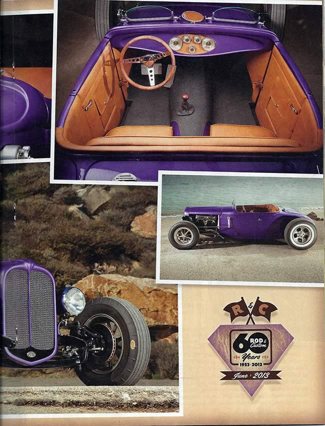 1931 Roadster - Bear Metal Kustoms Rod-cu12