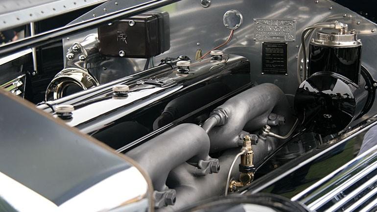 Rolls Royce Phantom I Aerodynamic Coupe by Jonckheere - 1924 Rrjonc10