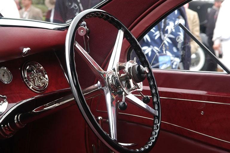 Rolls Royce Phantom I Aerodynamic Coupe by Jonckheere - 1924 Rrjonc17