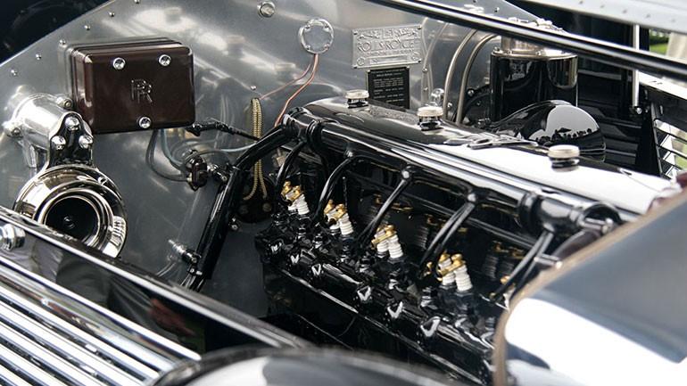Rolls Royce Phantom I Aerodynamic Coupe by Jonckheere - 1924 Rrjonc19