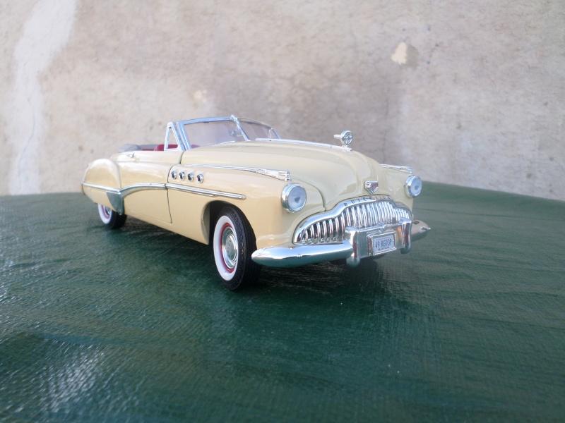 American classic car - Hot Rods & Customs 1/18 scale Sam_1952