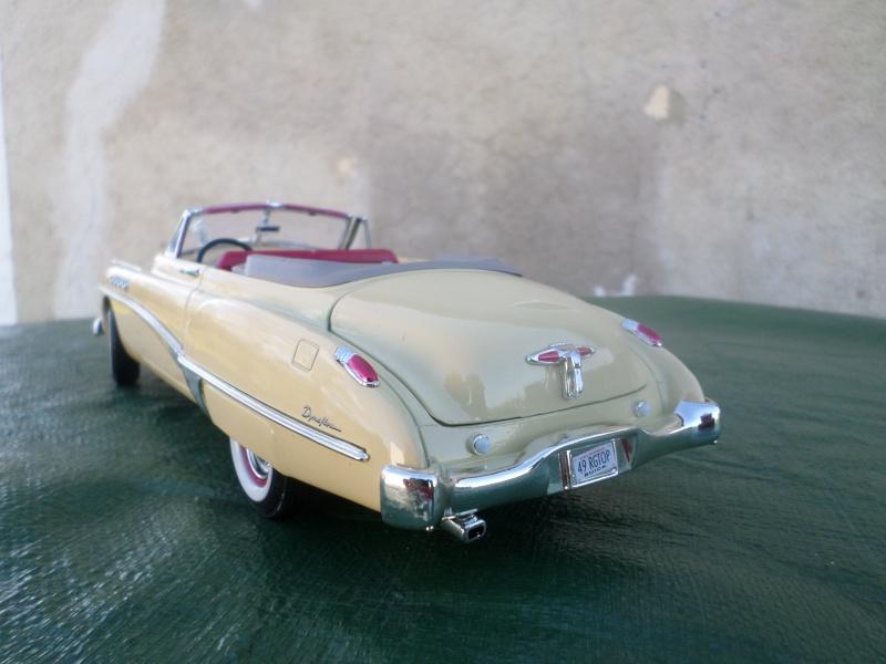 American classic car - Hot Rods & Customs 1/18 scale Sam_1953