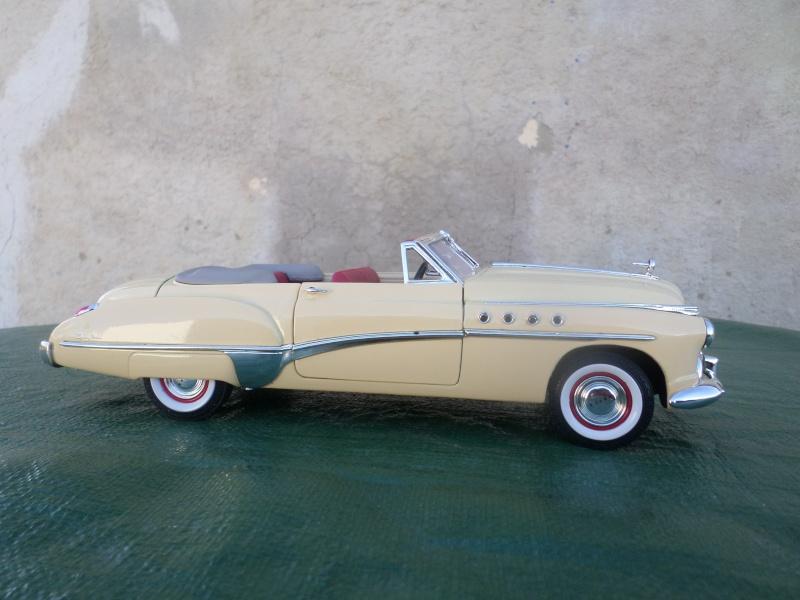 American classic car - Hot Rods & Customs 1/18 scale Sam_1954