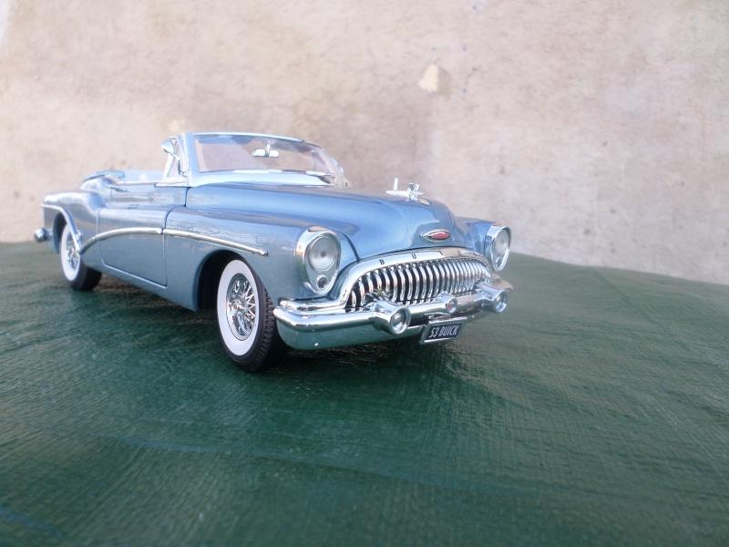 American classic car - Hot Rods & Customs 1/18 scale Sam_1955