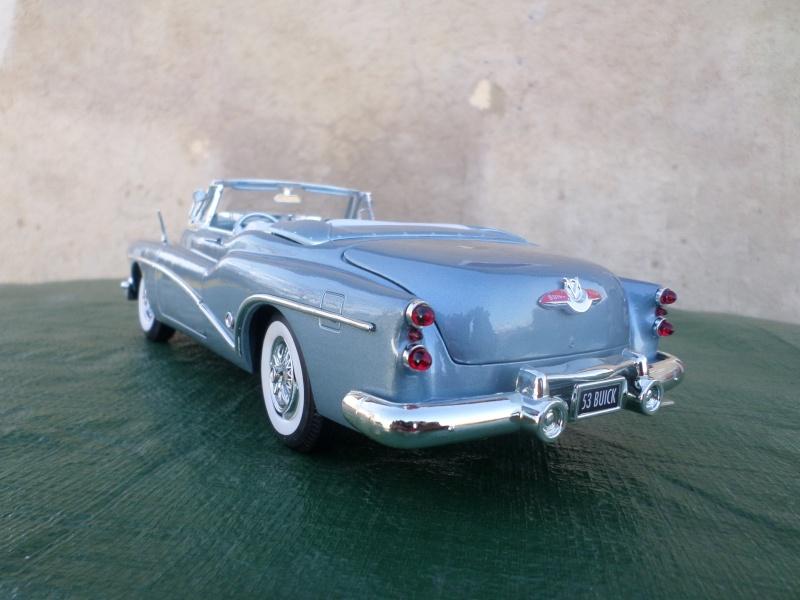 American classic car - Hot Rods & Customs 1/18 scale Sam_1956