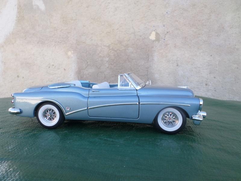 American classic car - Hot Rods & Customs 1/18 scale Sam_1957