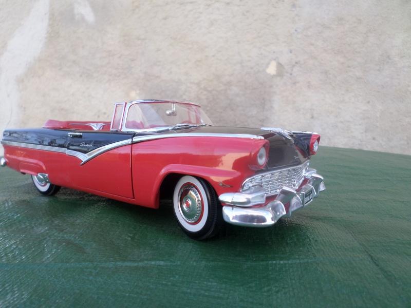 American classic car - Hot Rods & Customs 1/18 scale Sam_1958